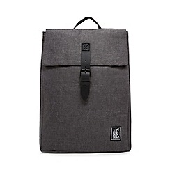 The Pack Society - Grey square backpack