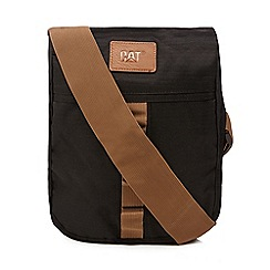 Caterpillar - Black 'Rock' tablet bag