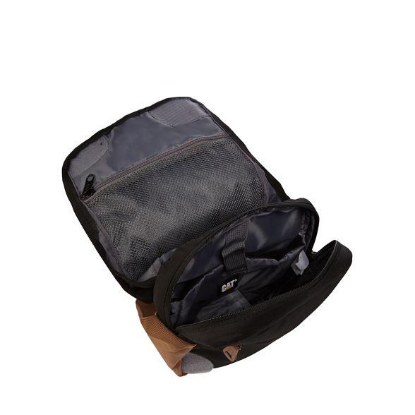 Caterpillar Caterpillar Black tablet bag 'Rock' Black fBHT8