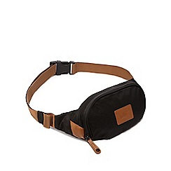 Caterpillar - Black adjustable bumbag