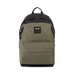 Oakley - Khaki 'Holbark' backpack