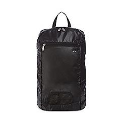 Oakley - Black packable backpack