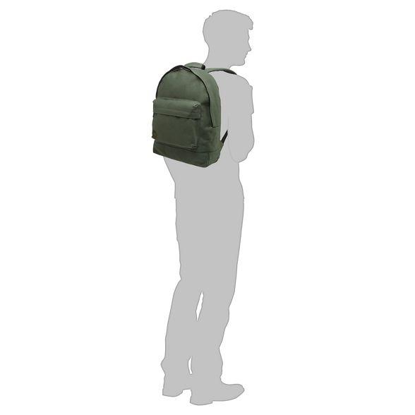 Pac Mi Khaki Mi Pac backpack canvas YzqEn