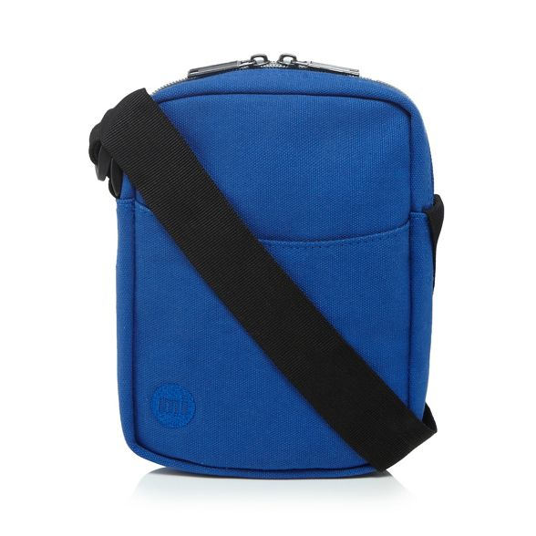 body Pac cross bag Mi Blue canvas O4dUnWqWI