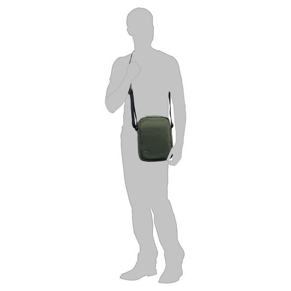 body canvas Khaki cross Mi bag Pac IqBzwfnEg