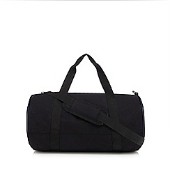Mi-Pac - Black canvas duffle bag
