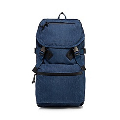 Red Herring - Blue 'Urban Trek' backpack