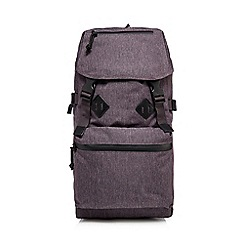 Red Herring - Grey 'Urban Trek' backpack