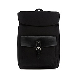 RJR.John Rocha - Black military backpack