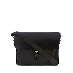 RJR.John Rocha - Black military despatch bag