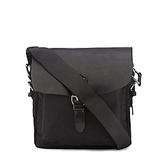 RJR.John Rocha - Black military cross body bag