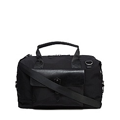 RJR.John Rocha - Black military weekend bag