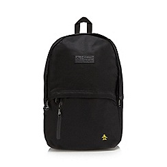 Original Penguin - Black 'Snares' backpack