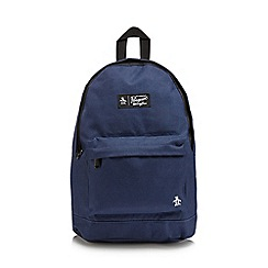 Original Penguin - Navy 'Homboldt' backpack