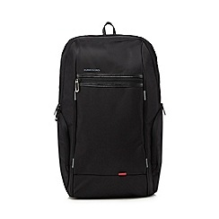 Kingsons - Black 'Kin' backpack
