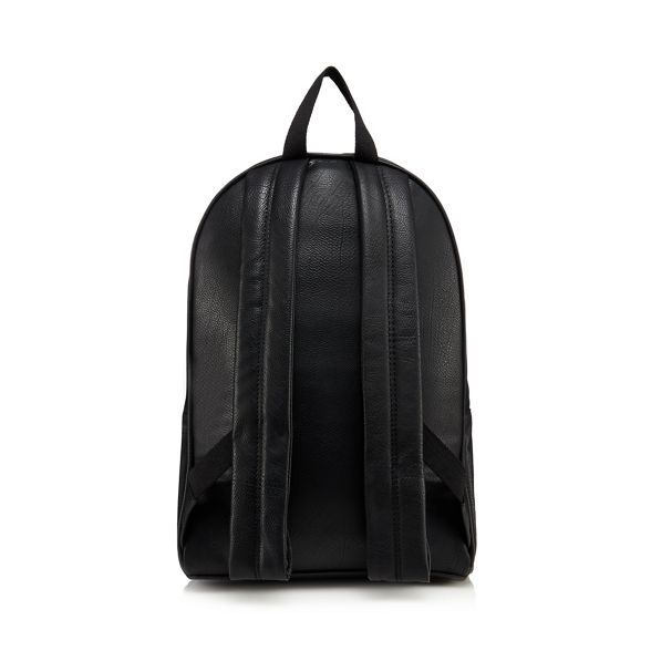Black backpack Red Herring curved Red Herring vwvrXtqS