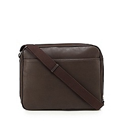 Red Herring - Brown despatch bag