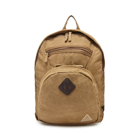 Mantaray Mantaray canvas Natural backpack Mantaray Natural canvas backpack fwwIHd