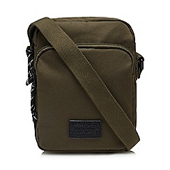 Red Herring - Khaki cross body bag
