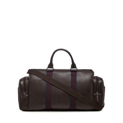 Image result for Shop more... Men Bags RJR.John Rocha RJR.John Rocha - Brown striped holdall bag
