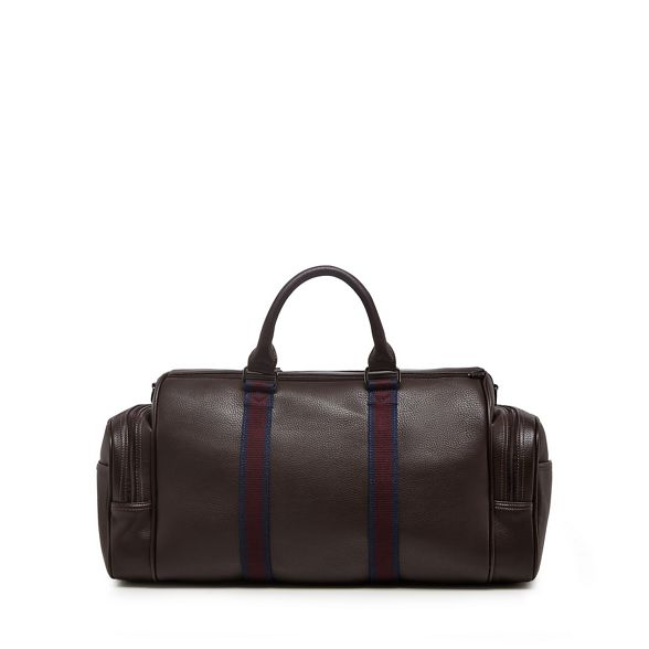 striped Brown RJR bag holdall Rocha John qpqtE7wP