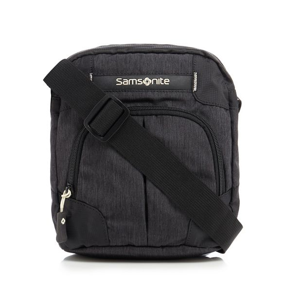 Black Samsonite body 'Rewind' cross bag fdC8qwC