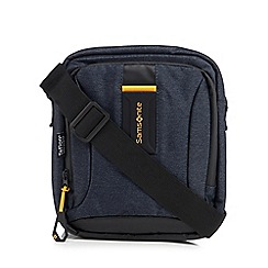 Samsonite - Blue 'Paradriver light' cross body bag