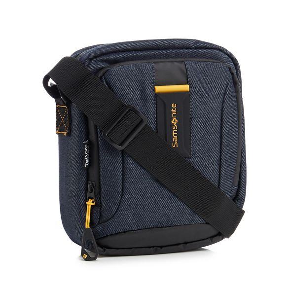 Samsonite bag body cross 'Paradriver light' Blue 1vWqF1z