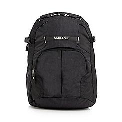 Samsonite - Black 'Rewind' backpack