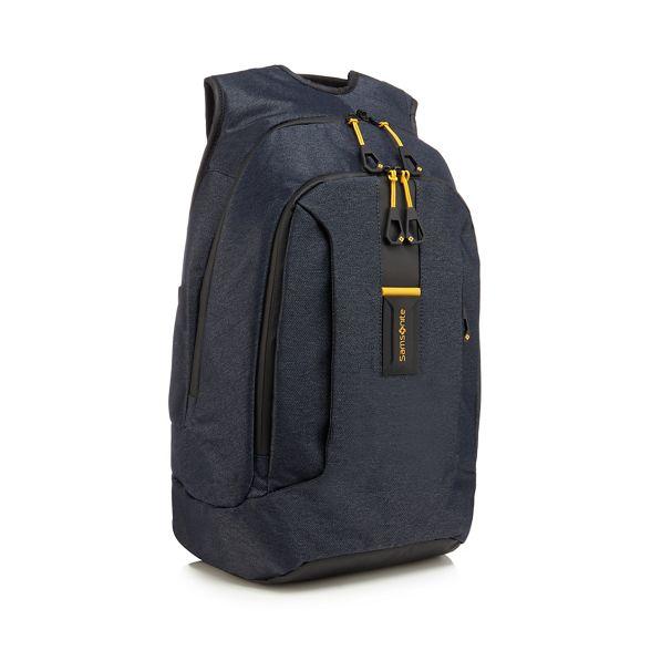 Samsonite Navy backpack laptop laptop Samsonite backpack 'Paradiver' Navy 'Paradiver' TvqvUCw
