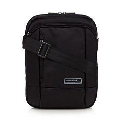 Kingsons - Black 'Elite' tablet shoulder bag