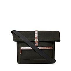 RJR.John Rocha - Khaki canvas despatch bag