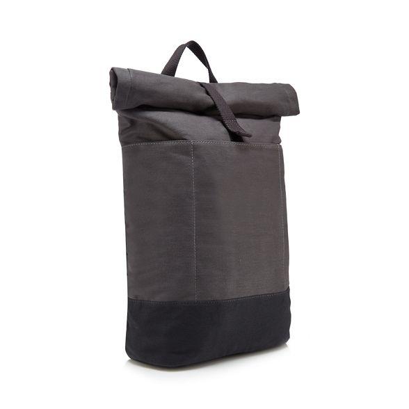 Black Mantaray backpack twill twill Black Mantaray wpZqx1Y