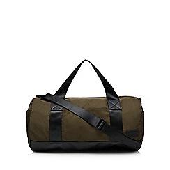 Red Herring - Khaki holdall bag