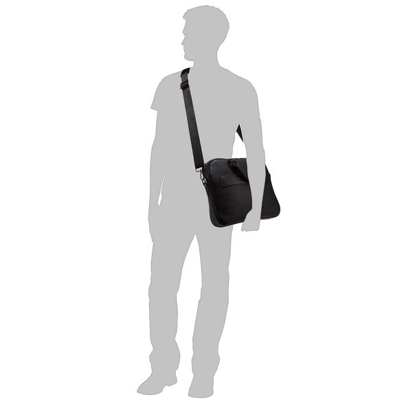 cross by pebbled Jasper J Conran PU body bag Black F4pqYv