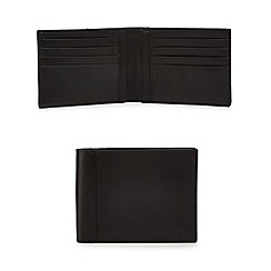 Moleskine - Black billfold wallet