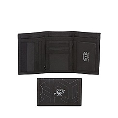 Animal - Black textured wallet