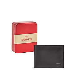Levi's - Black leather wallet