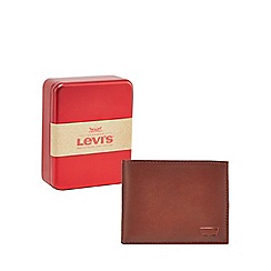 Levi's - Tan leather wallet