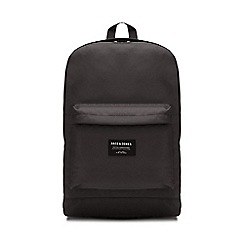 Jack & Jones - Black 'Classic' backpack