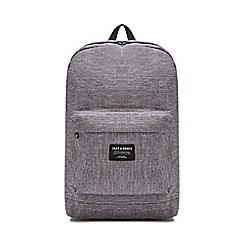 Jack & Jones - Grey 'Classic' backpack