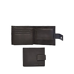 J by Jasper Conran - Brown leather data protection wallet
