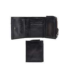 RJR.John Rocha - Black leather wallet