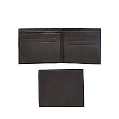 RJR.John Rocha - Brown leather logo wallet