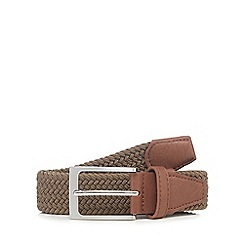 Maine New England - Natural woven belt
