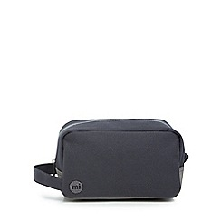 Mi-Pac - Grey canvas wash bag