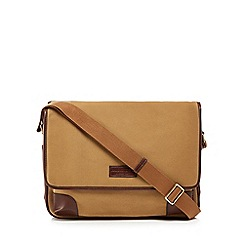 Hammond & Co. by Patrick Grant - Cream twill satchel