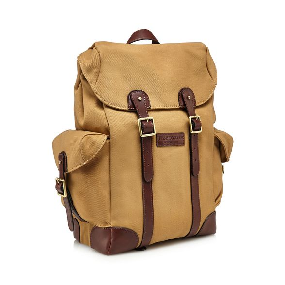 twill backpack amp; Grant Patrick Hammond by Cream Co w0qnBSY