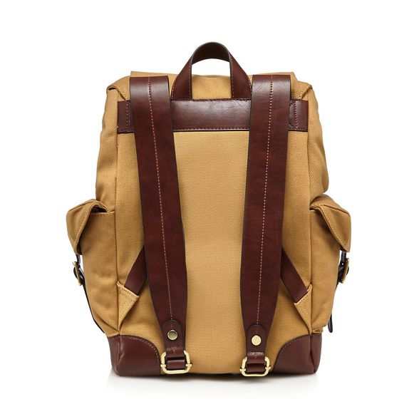 twill Grant Cream Hammond Co amp; Patrick backpack by npn6BqR
