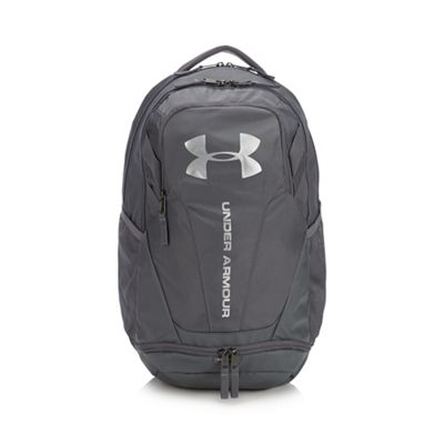 a6e45c274e Under Armour - Dark grey  Hustle 3.0  backpack